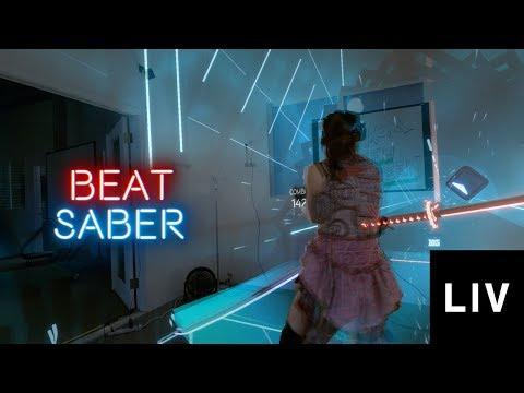 Koto W/ Katanas - Beat Saber (no Green Screen)