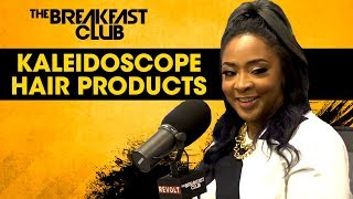 jesseca of kaleidoscope hair products talks miracle drops building her business more