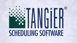 Tangier Scheduling Solution