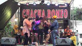 TIADA GUNA MOY TITIN CHACHA ROMEO DANGDUT SEMI LIVE BENDLAY PUPUT DICKY