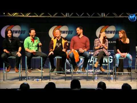 Critical Role Panel @ Wizard World, Portland (Day 1)