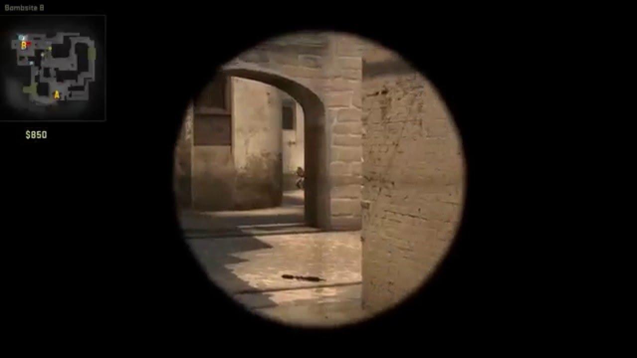 CS:GO -  An MGE match on de_mirage