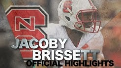 Jacoby Brissett Official Highlights | NC State QB