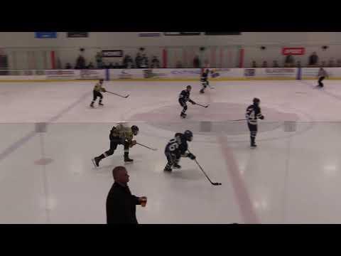 Old version - Notre Dame College Prep Dons JV Hockey vs St Patrick Shamrocks JV 2-23-19