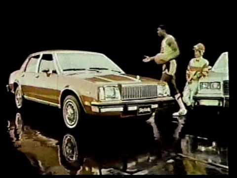 Magic Johnson for Buick 1980