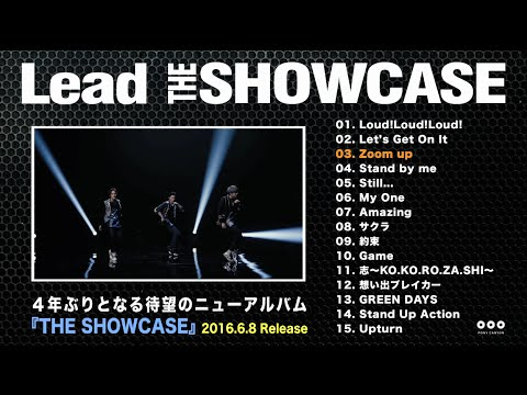 Lead 7th ALBUM「THE SHOWCASE」...