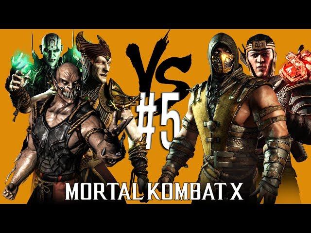 Yeni Kartlar! - Mortal Kombat X - Bölüm 5 - F?n?sh H?m - Android&?OS [Türkçe]