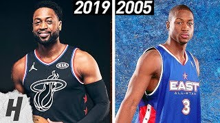 Dwyane Wade BEST Offense Highlights from EVERY NBA All-Star Game (2005-2019)