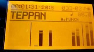 NHKてっぱんのオープニングを録音 ドラムは打ち込み ギターはBR-800...