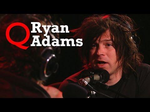 """Ryan Adams talks """"Ryan Adams"""" in Studio Q"""
