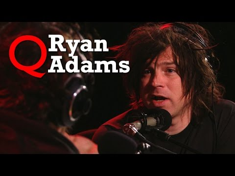 Ryan Adams talks