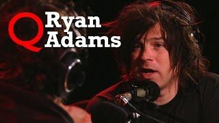 ريان آدامز محادثات ''رايان أدامز'' في الاستوديو Q