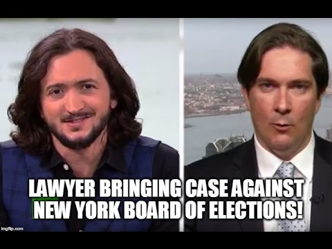 [12] NY Lawyer Brings Court Case Over Primary Chaos – Jonathan Clarke Talks with Lee Camp