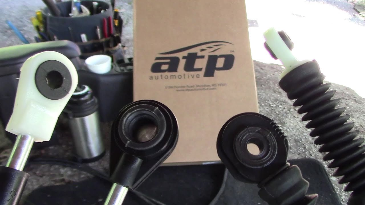 Manual Trans Shift Cable Replacement Youtube