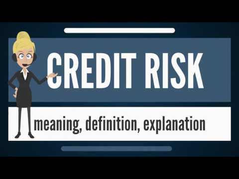 What Is Credit Risk?