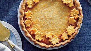 Ambrosia Pudding Pie | Southern Living