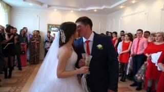 24. 04. Свадьба Сергея и Анны Алексеевых ЗАГС