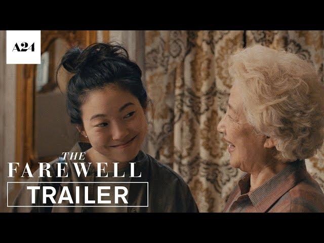 THE FAREWELL | Official Trailer HD | A24