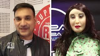 Red FM RJs got curious with Rashmi