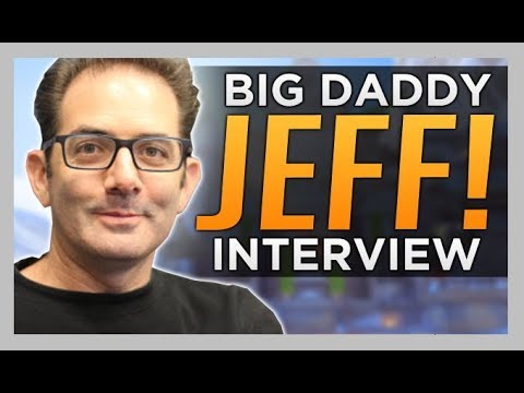 Overwatch: Moira Release Date, Role Queue & Doomfist Problems - Jeff Kaplan Interview