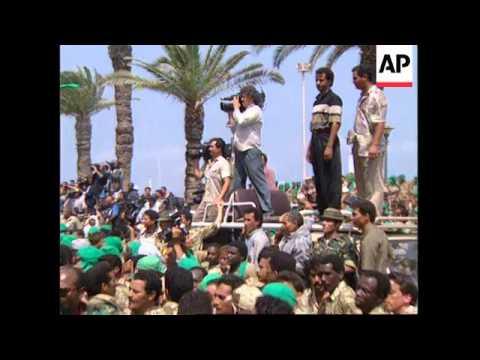 LIBYA: TRIPOLI: EFFECTS OF INTERNATIONAL SANCTIONS BECOME EVIDENT