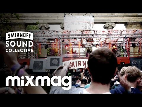 MY NU LENG festival set in #SmirnoffHouse, Parklife 2017