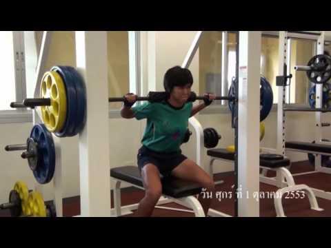 Thailand women rugby presentation