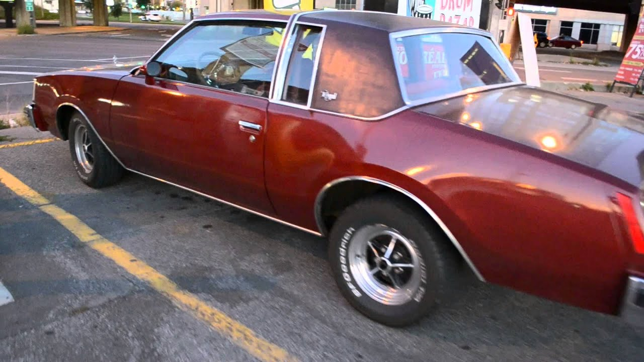 1979 buick regal coupe sighting in montreal youtube. Black Bedroom Furniture Sets. Home Design Ideas