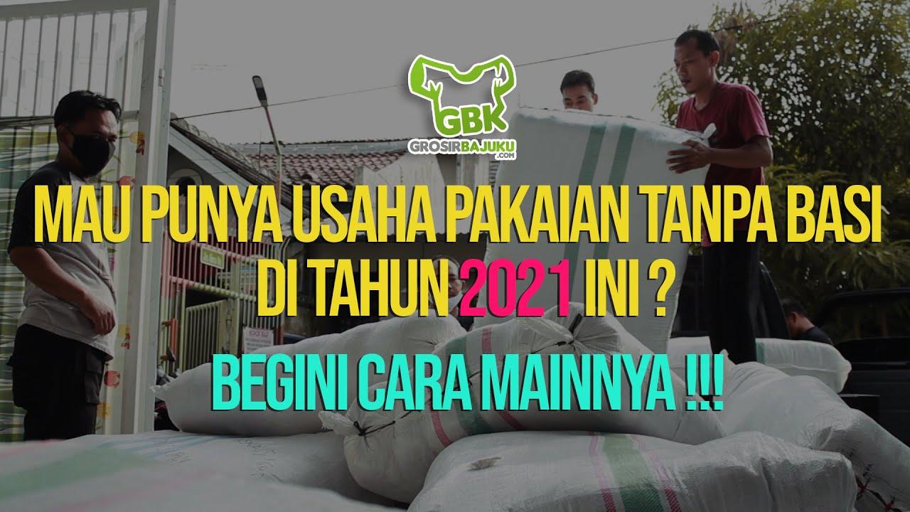 Bisnis Rumahan !!! Ide Peluang Usaha Pakaian 2021 ...