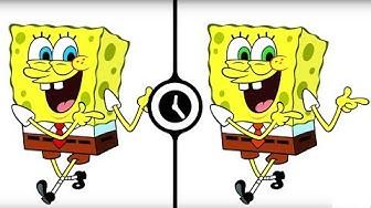 WER IST DER ECHTE?! Erkennst du den richtigen SpongeBob Charakter?