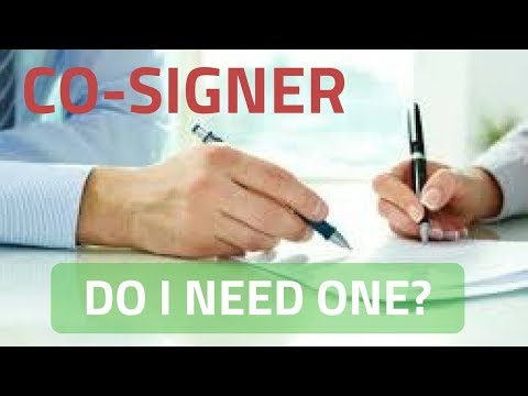Co-signer On A Mortgage Loan? How does a cosigner help my mortgage?