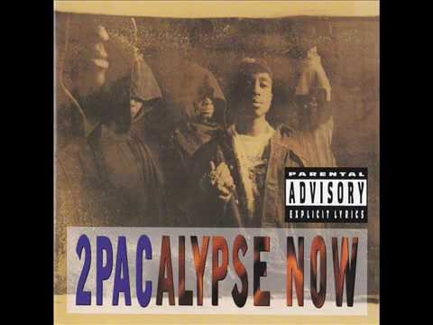2Pac  Souljas Story with lyrics in description  2Pacalypse Now 1991