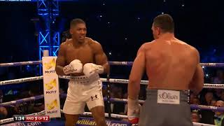Скачать Round Of 2017 Anthony Joshua Vs Wladimir Klitschko Round 5