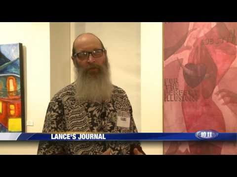 Lance's 'Veterans Art Show' Journal, Jan. 9, 2017