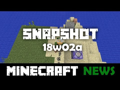 what's-new-in-minecraft-snapshot-18w02a?