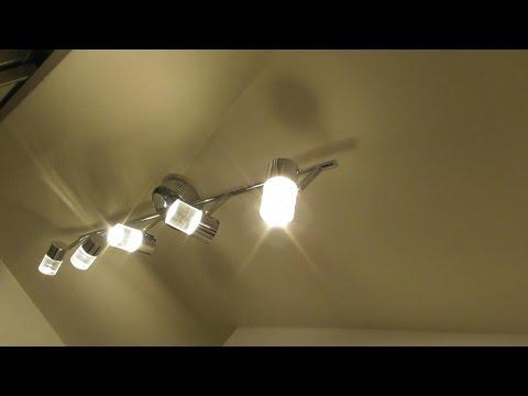 Reflexion Led Tracklight By Artika Costco Ceiling Installation
