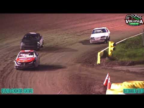 Volusia Speedway Park Gladiators 4/14/18