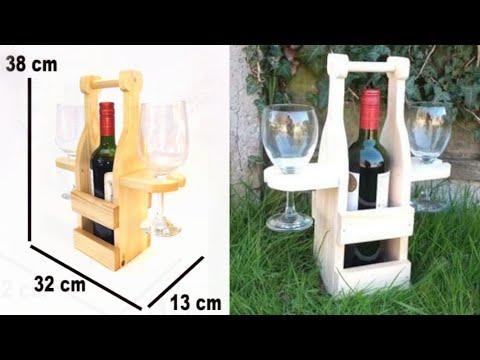 Couple's wine waiter
