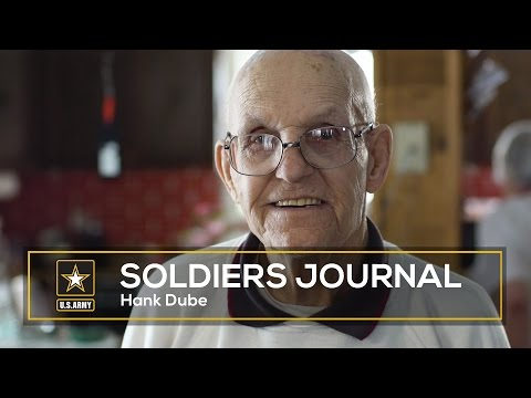 Soldiers Journal: Hank Dube, An Arctic Warrior