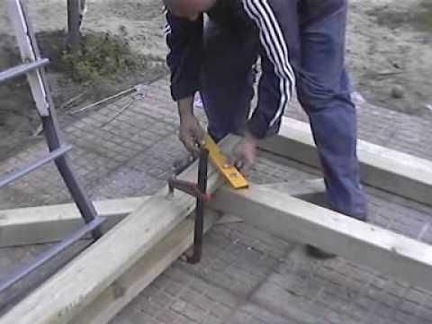 Verdelegno montaggio di una pergola autoportante youtube for Aggiungendo un portico ad un ranch