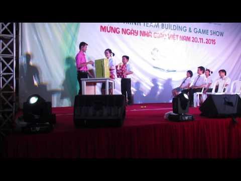 Tiết mục Vãi Ông Thầy - Trường TH-THCS-THPT Trịnh Hoài Đức