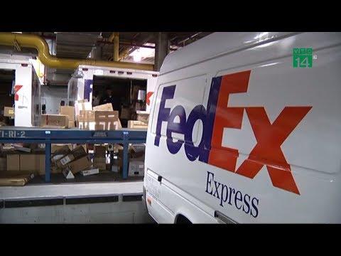 Trung Quốc mạnh tay với Công ty Fedex của Mỹ   VTC14