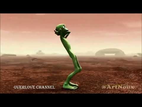 Green Alien Ringtone (Dame Tu Cosita)