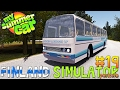 My Summer Car - Where does the Bus go? Making Teimo MAD! - My Summer Car Gameplay