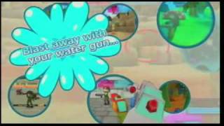 WATER WARFARE - Launch Trailer - WiiWare - Nintendo Wii