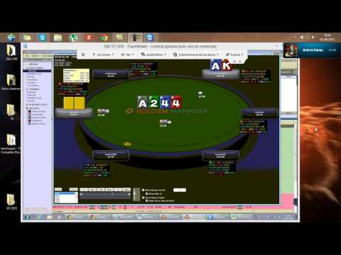 Proyecto Grinder PokerChile: Analisis post flop Leo Chamorro
