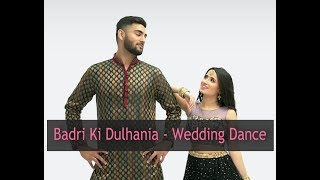 Easy wedding dance for bridal party - | Wedding Song of the year| - @aka_naach, @abcistudios
