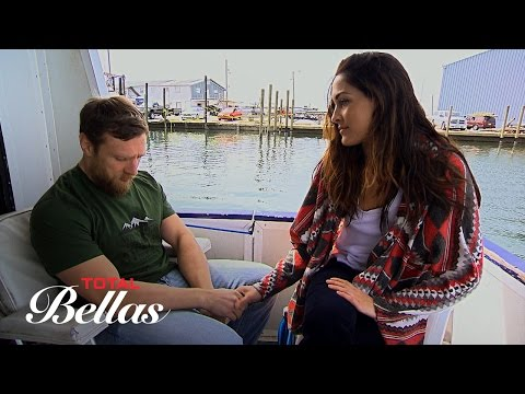 A concerned Brie takes Bryan on a boat ride to see manatees: Total Bellas, Oct. 19, 2016
