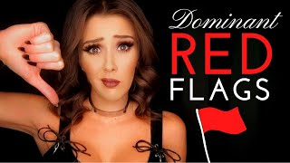 Red Flags of Fake Dominants | Ms. Elle X