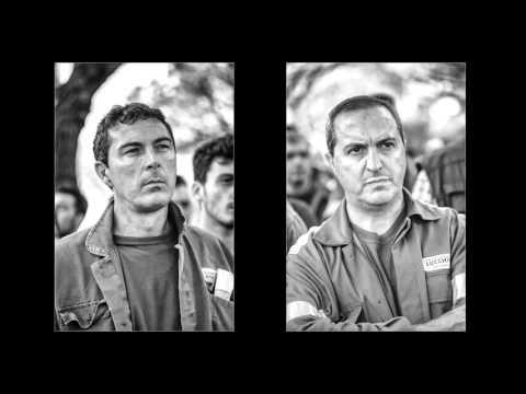 Gente della città del ferro. Piombino 1980/2015 (Pino Bertelli)